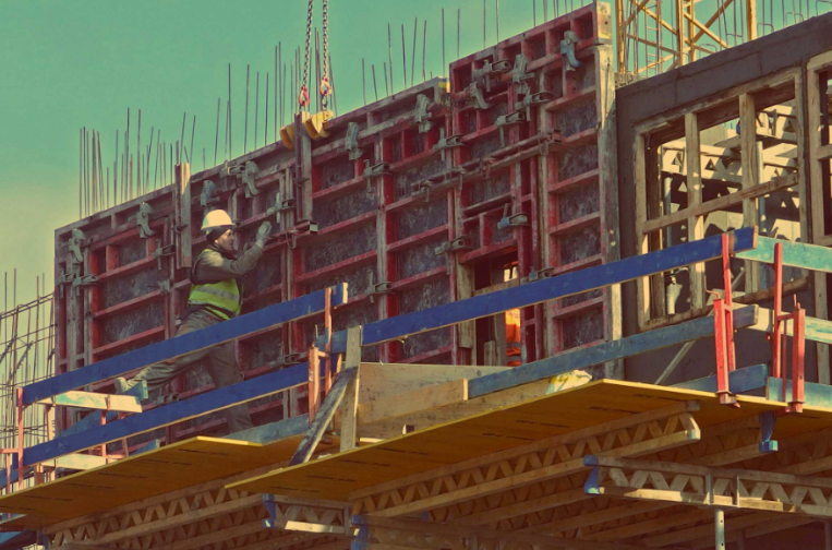 image of a construction site