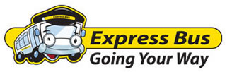 express bus logo