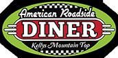 kellys american roadside diner logo